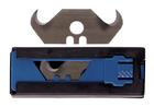 """Лезвия для ножей """"Двойной крюк"""", 19 х 60 мм, 5шт. (Remocolor) (уп.)"""