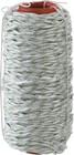 Фал плетёный капроновый СИБИН 16-прядный с капроновым сердечником, диаметр 6 мм, бухта 100 м, 650 кг