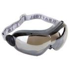 """Очки KRAFTOOL """"EXPERT"""" защитные с непрямой вентиляцией, с оправой из термопластэластомера, линза пол"""