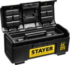 "Ящик для инструмента ""TOOLBOX-24"" пластиковый, STAYER Professional"