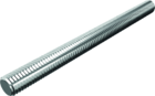 Шпилька резьбовая М4Х1000 DIN975 сталь  А2