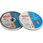 Набор дисков отрезных по металлу, 125ммх1,0ммх22,2мм, 10шт ЗУБР