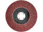 Круг лепестковый торцевой Р80 180 х 22,2 мм // MATRIX