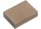 Губка для шлифования, 100 х 70 х 25 мм., средняя жест., 3 шт, Р60/80, Р60/100, Р80/120 // MATRIX