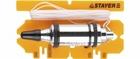 """Отвес STAYER """"PROFI"""" строительный со шнуром, с противоударными ободками, 400 г"""