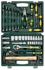 """Набор слесарно-монтажного инструмента, 66 предметов, Kraftool """"EXPERT"""""""