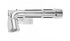 """Ключ торцовый ЗУБР """"МАСТЕР"""" двухсторонний L-образный, проходной, 22мм"""