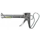 """Пистолет KRAFTOOL """"INDUSTRIE"""" для герметиков, полукорпусной, хромированный, 320мл"""