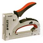 Степлер скобозабивной 3 в 1, тип скобы №53 (6-14 мм), гвозди 14 мм, штифты 14 мм, металлический корп