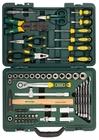 """Набор слесарно-монтажного инструмента, 59 предмета, KRAFTOOL """"INDUSTRY"""" 27977-H59"""
