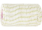 Фал плетеный капрон 24-прядный с капрон. серд. 10 мм, бухта 100 м, 1300 кгс // СИБРТЕХ // Россия