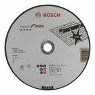 """Диск отрезной, прямой, """"Bosch"""" Expert for Inox AS 46 T INOX BF, 230 мм, 2,0 мм 2.608.600.096"""