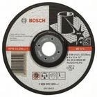 Диск шлифовальный по металлу 150 х 6 мм INOX BOSCH 2.608.602.489