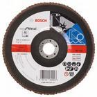 Лепестковый круг Best or Metal КЛТ 180 K40 углов. Bosch 2.608.606.737