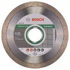 """Диск алмазный отрезной """"Bosch"""" Standard for Ceramic 125-22,23 мм, (10 шт) 2.608.603.232"""