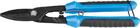 Ножницы для резки металла 250 мм, с двухкомпонентными ручками (шт.)
