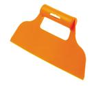 Шпатель пластмассовый для клея зубчатый 4х4 мм (шт.)