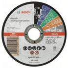 Диск отрезной, прямой 125 x 1.6 х 22 мм Rapido Multi Construction Bosch 2.608.602.383