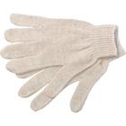 Перчатки трикотажные, без ПВХ 34г, 10кл, 10пар/уп