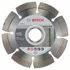 """Диск алмазный отрезной """"Bosch"""" Standard for Concrete 115/22,23 мм, (10 шт) 2.608.603.239"""