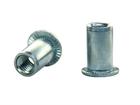 Заклепка сталь. с внутр. резьб. цилиндр. борт BRALO М8 Е>3 мм