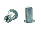 Заклепка сталь. с внутр. резьб. цилиндр. борт BRALO М4 Е>3 мм