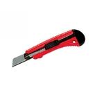 Нож 18 мм, выдвижное лезвие, металлическая направляющая // MATRIX