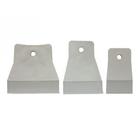 Набор шпателей 40-60-80 мм, белая резина, 3 шт. // SPARTA