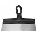 Набор шпателей из нержавеющей стали, 100 мм и 350 мм, пластмассовая ручка // СИБРТЕХ