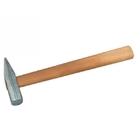Молоток слесарный, 600 г, квадратный боек, деревянная ручка // Россия