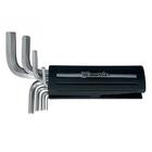 Набор ключей имбусовые 2,0 - 12 мм, оксидированные, CrV, 9 шт // MATRIX