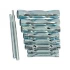 Набор ключей-трубок торцевых 6 х 22 мм, 2 воротка, 10 шт. // SPARTA