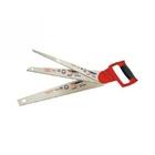 Ножовка  три в одном , 3 рабочих полотна, металическая обрезиненная рукоятка // MATRIX