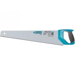 Ножовка по дереву  PIRANHA , 550 мм,сгм строение рабочей кромки,7-8TPI,зуб3D,2-комп рук.//GROSS