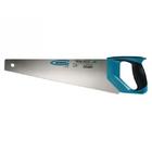 "Ножовка по дереву ""PIRANHA"", 550 мм, 11-12 TPI,зуб-3D,каленый зуб,2-х комп. рук-ка //GROSS"