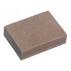 Губка для шлифования, 125 х 100 х 10 мм., мягкая, 3 шт, Р60/80, Р60/100, Р80/120 // MATRIX