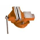 Тиски слесарные 200 мм поворотные с наковальней // SPARTA