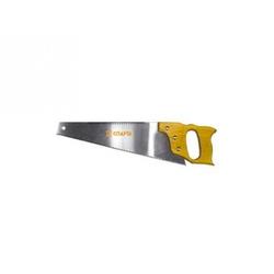Ножовка по дереву, 5-6 TPI, каленый зуб, линейка, пластиковая рукоятка // SPARTA