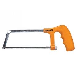 Ножовка по металлу 150 мм пластмассовая ручка хромированная // SPARTA
