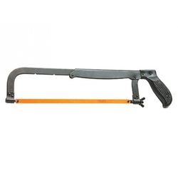 Ножовка по металлу 200 - 300 мм металлическая ручка // SPARTA