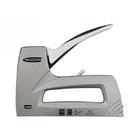 Степлер мебельный (Aluminium 140) алюм. корпус рег. удара тип скобы 140,300 6 - 14 мм // GROSS