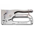Степлер мебельный тип скобы 53 4 - 8 мм // MATRIX MASTER