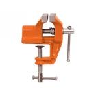 Тиски слесарные 75 мм крепление для стола // SPARTA