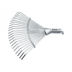 Грабли веерные 22 зуба, без черенка, раздвижные, 270-460 мм // PALISAD