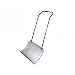 Движок для снега 750 х 420 х 1,8 мм,  алюминиевый усилитель // СИБРТЕХ Россия