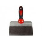 Шпатель лопатка, широкое полотно, нержавеющая сталь 300 мм с двухкомпонентной рукояткой // MATRIX
