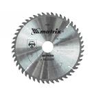Диск пильный по дереву, 255 х 32 мм, 96 зубьев + кольцо // MATRIX PROFESSIONAL