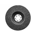 Круг лепестковый торцевой конический Р40 115 х 22,2 мм // СИБРТЕХ