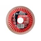 Диск алмазный отрезной турбированный 230 х 22,2 мм Turbo Extra // MATRIX PROFESSIONAL
