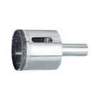 Сверло по стеклу, 28 х 67 мм, 3-гранный хвостовик // MATRIX